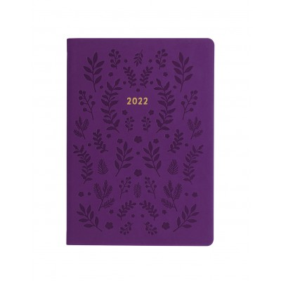 Woodland A5 Week to View Diary 2022