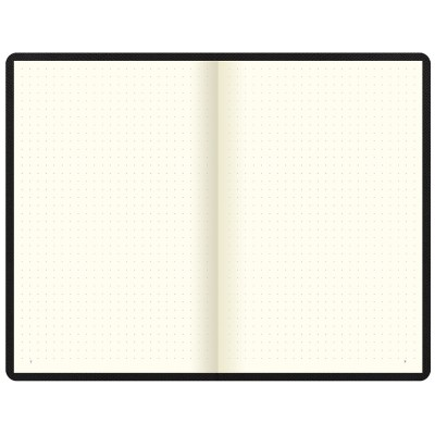 Legacy Book Dotted Notebook