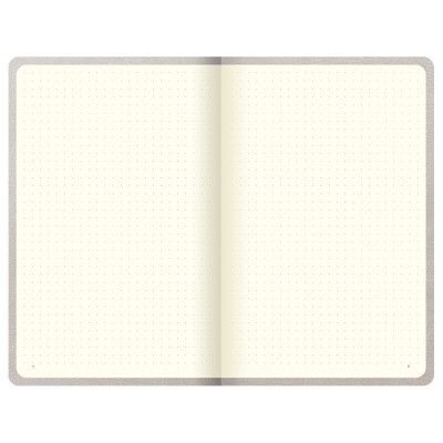 Origins Book Dotted Notebook