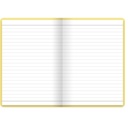 Cahier de notes Pastel - A6
