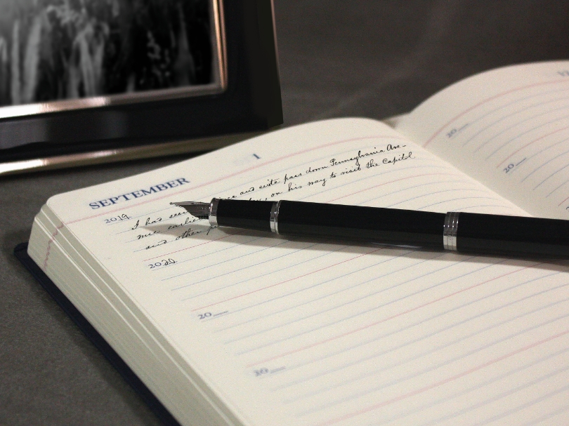 The Five Year Diary